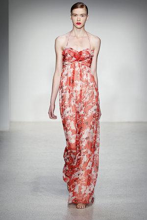 Bridesmaids Dresses, Fashion, pink, Spring Weddings, Garden Weddings, Amsale, Floral Bridesmaid Dresses