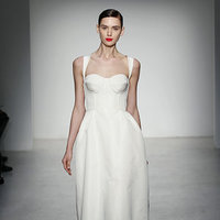 Wedding Dresses, Sweetheart Wedding Dresses, Vintage Wedding Dresses, Fashion, Vintage Weddings, Amsale, Tea Length Wedding Dresses