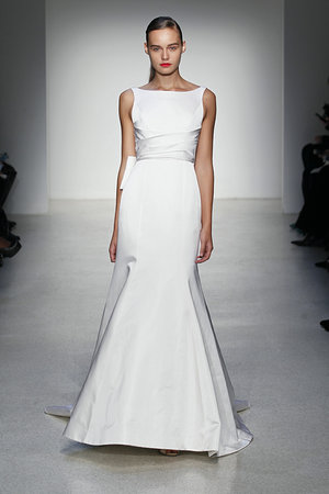 Wedding Dresses, Mermaid Wedding Dresses, Fashion, Modern Weddings, Amsale, Bateau Wedding Dresses