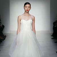 Wedding Dresses, Illusion Neckline Wedding Dresses, Ball Gown Wedding Dresses, Romantic Wedding Dresses, Traditional Wedding Dresses, Fashion, Classic Weddings, Amsale
