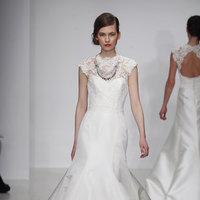 Wedding Dresses, Illusion Neckline Wedding Dresses, Mermaid Wedding Dresses, Lace Wedding Dresses, Romantic Wedding Dresses, Fashion, Amsale