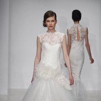 Wedding Dresses, Illusion Neckline Wedding Dresses, Lace Wedding Dresses, Romantic Wedding Dresses, Fashion, Amsale