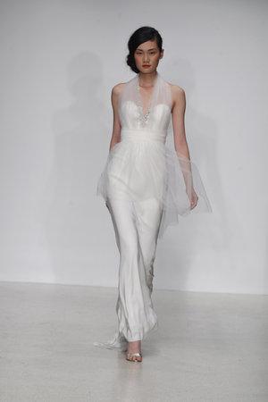 Wedding Dresses, Hollywood Glam Wedding Dresses, Fashion, Glam Weddings, Amsale, Peplum Wedding Dresses
