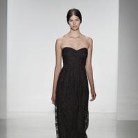 Bridesmaid Dresses, Fashion, black, Fall Weddings, Winter Weddings, City Weddings, Classic Weddings, Amsale
