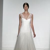 Wedding Dresses, Romantic Wedding Dresses, Beach Wedding Dresses, Hollywood Glam Wedding Dresses, Fashion, Beach Weddings, Glam Weddings, V-neck Wedding Dresses, Amsale