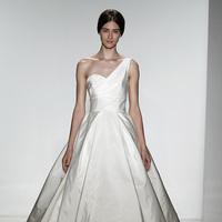 Wedding Dresses, One-Shoulder Wedding Dresses, Ball Gown Wedding Dresses, Fashion, City Weddings, Modern Weddings, Amsale