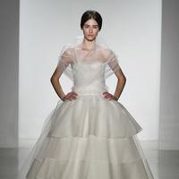 Wedding Dresses, Ball Gown Wedding Dresses, Ruffled Wedding Dresses, Rustic Vineyard Wedding Dresses, Fashion, Fall Weddings, Amsale