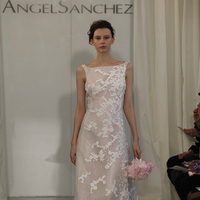 Wedding Dresses, Romantic Wedding Dresses, Fashion, pink, Spring Weddings, Garden Weddings, Modern Weddings, Angel sanchez