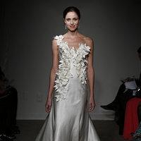 Wedding Dresses, One-Shoulder Wedding Dresses, Hollywood Glam Wedding Dresses, Fashion, Fall Weddings, Glam Weddings, Modern Weddings, Anna Maier Ulla Maija Couture