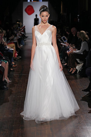 Wedding Dresses, A-line Wedding Dresses, Fashion, V-neck Wedding Dresses, Austin scarlett