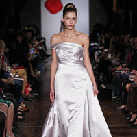 Wedding Dresses, One-Shoulder Wedding Dresses, Fashion, purple, Modern Weddings, Austin scarlett