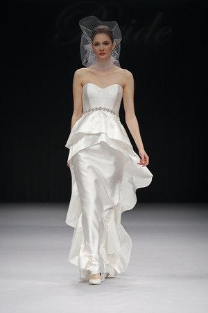 Wedding Dresses, Sweetheart Wedding Dresses, A-line Wedding Dresses, Ruffled Wedding Dresses, Fashion