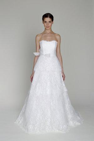 Wedding Dresses, Lace Wedding Dresses, Romantic Wedding Dresses, Fashion, Spring Weddings, Garden Weddings, Bliss by Monique Lhuillier