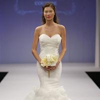 Wedding Dresses, Sweetheart Wedding Dresses, Mermaid Wedding Dresses, Ruffled Wedding Dresses, Hollywood Glam Wedding Dresses, Fashion, Glam Weddings, Winnie Couture