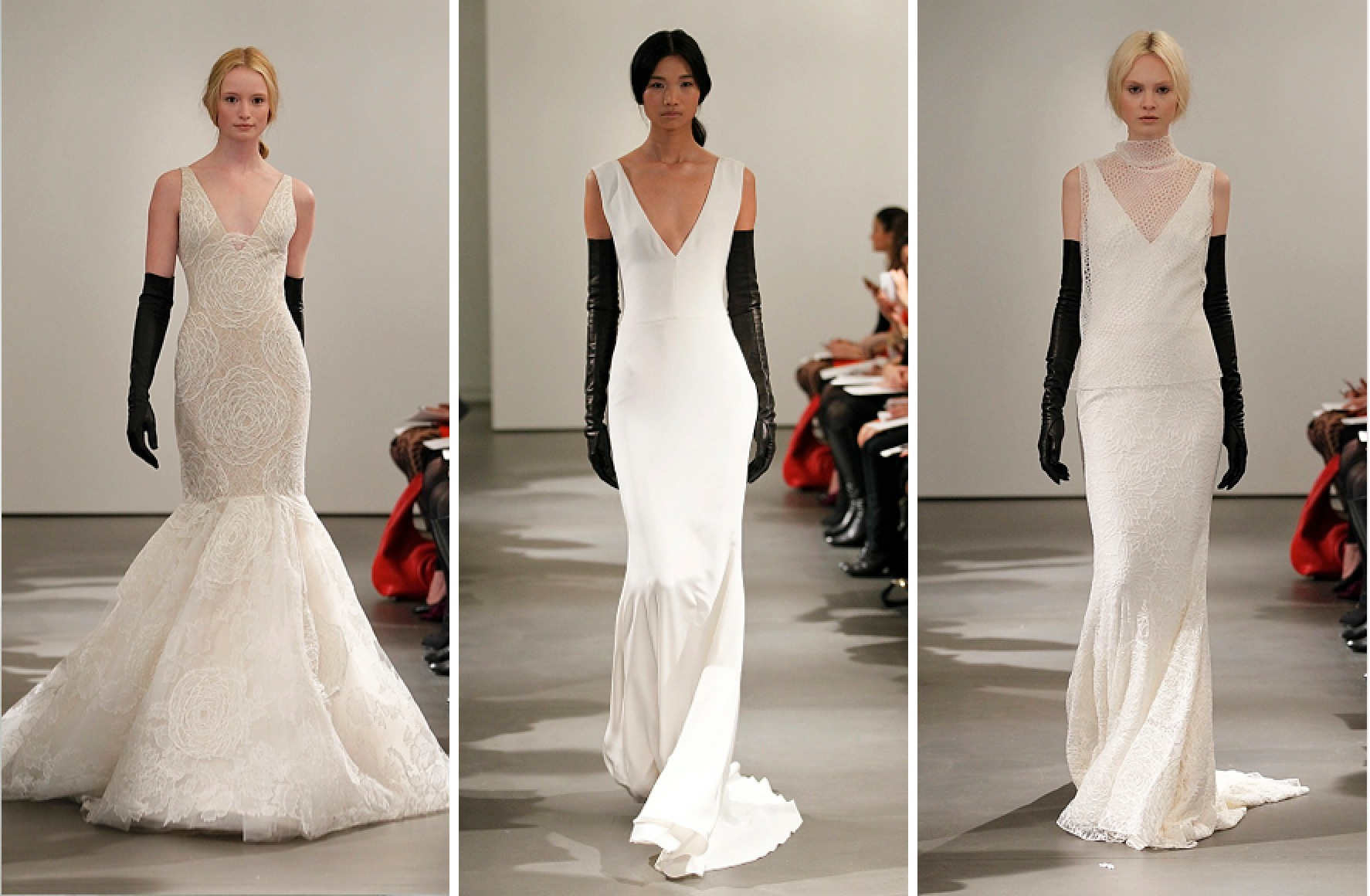 Wedding Dresses, Fashion, Modern Weddings, Vera wang, V-neck Wedding Dresses