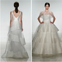 Wedding Dresses, Ruffled Wedding Dresses, Fashion, Classic Weddings, Modern Weddings, Amsale