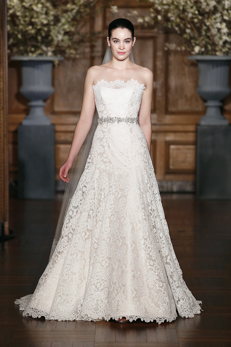 Wedding Dresses, A-line Wedding Dresses, Lace Wedding Dresses, Romantic Wedding Dresses, Fashion, Legends by Romona Keveza