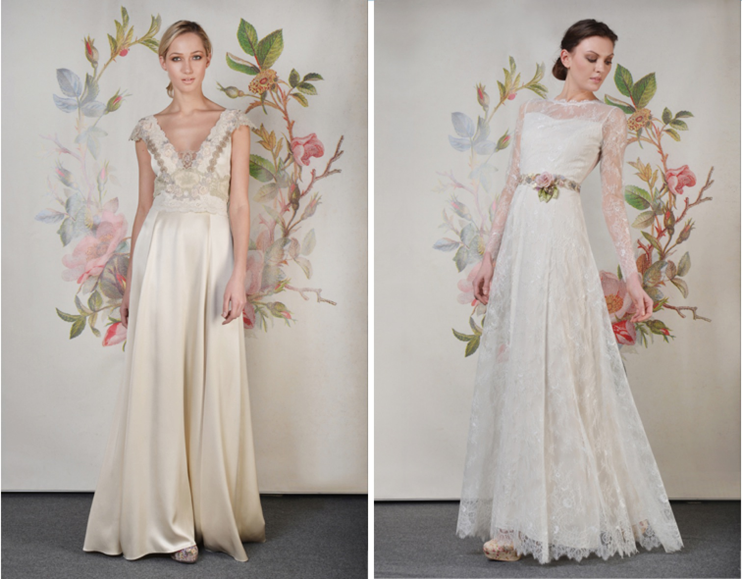 Wedding Dresses, Romantic Wedding Dresses, Vintage Wedding Dresses, Fashion, Claire pettibone