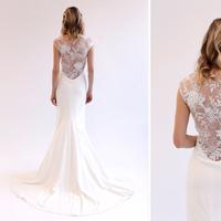 Wedding Dresses, Lace Wedding Dresses, Romantic Wedding Dresses, Rustic Vineyard Wedding Dresses, Fashion, Lela rose