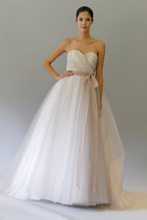 Ball Gown Wedding Dresses, Fashion, Carolina herrera