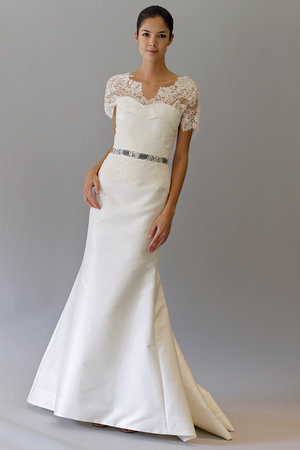 Fashion, Carolina herrera, Lace Wedding Gowns