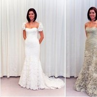 Wedding Dresses, A-line Wedding Dresses, Fashion, sleeved wedding dresses