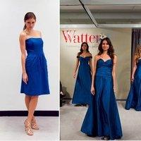 Bridesmaid Dresses, Fashion, blue bridesmaid dresses