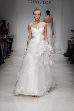 Wedding Dresses, Ruffled Wedding Dresses, Fashion
