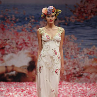 Wedding Dresses, Fashion, V-neck Wedding Dresses