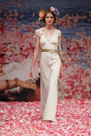 Wedding Dresses, Fashion, V-neck Wedding Dresses