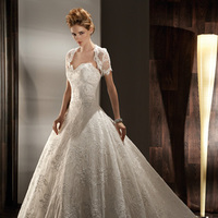 Wedding Dresses, Sweetheart Wedding Dresses, Ball Gown Wedding Dresses, Lace Wedding Dresses, Fashion, Boleros