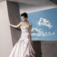 Wedding Dresses, Hollywood Glam Wedding Dresses, Fashion, pink, Glam Weddings, Demetrios
