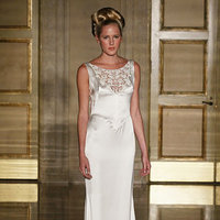Wedding Dresses, Illusion Neckline Wedding Dresses, Vintage Wedding Dresses, Hollywood Glam Wedding Dresses, Fashion, Glam Weddings, Vintage Weddings, Douglas hannant, Art Deco Weddings
