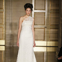 Wedding Dresses, One-Shoulder Wedding Dresses, Lace Wedding Dresses, Hollywood Glam Wedding Dresses, Fashion, Glam Weddings, Modern Weddings, Douglas hannant