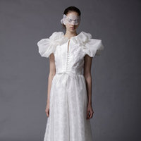 Wedding Dresses, Ruffled Wedding Dresses, Romantic Wedding Dresses, Fashion, Modern Weddings, Douglas hannant