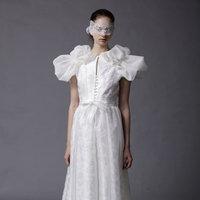 Wedding Dresses, Ruffled Wedding Dresses, Romantic Wedding Dresses, Fashion, Modern Weddings, Douglas hannant