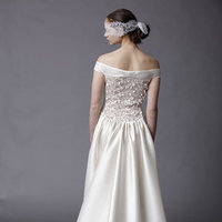 Wedding Dresses, A-line Wedding Dresses, Romantic Wedding Dresses, Fashion, Douglas hannant