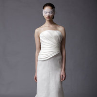 Fashion, Wedding Dresses, Douglas hannant, Modern Weddings, Strapless Wedding Dresses