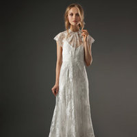 Wedding Dresses, Illusion Neckline Wedding Dresses, Lace Wedding Dresses, Vintage Wedding Dresses, Fashion, Spring Weddings, Rustic Weddings, Elizabeth fillmore
