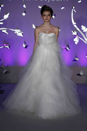 Wedding Dresses, Fashion, Jim hjelm, Blush