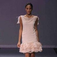 Wedding Dresses, Fashion, pink, Modern Weddings, Rivini, Short Wedding Dresses
