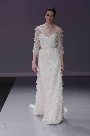 Wedding Dresses, Illusion Neckline Wedding Dresses, Romantic Wedding Dresses, Vintage Wedding Dresses, Fashion, Winter Weddings, Rivini, Wedding Dresses with Sleeves