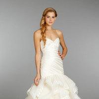 Wedding Dresses, Sweetheart Wedding Dresses, Mermaid Wedding Dresses, Fashion, Hayley Paige, preppy weddings, Nautical Weddings