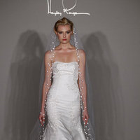 Wedding Dresses, Veils, Fashion, white, Hayley Paige