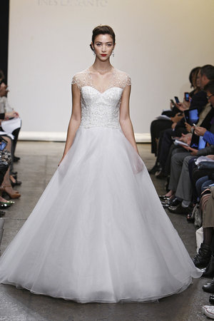 Wedding Dresses, A-line Wedding Dresses, Romantic Wedding Dresses, Fashion, Classic Weddings, Ines di santo