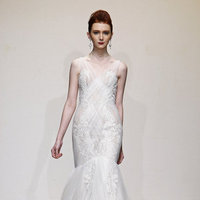 Wedding Dresses, Mermaid Wedding Dresses, Hollywood Glam Wedding Dresses, Fashion, Glam Weddings, Modern Weddings, V-neck Wedding Dresses, Ines di santo