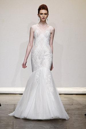 Wedding Dresses, Mermaid Wedding Dresses, Hollywood Glam Wedding Dresses, Fashion, Glam Weddings, Modern Weddings, V-neck Wedding Dresses, Ines di santo