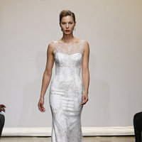 Wedding Dresses, Illusion Neckline Wedding Dresses, Lace Wedding Dresses, Romantic Wedding Dresses, Fashion, Glam Weddings, Ines di santo