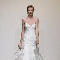 Wedding Dresses, Sweetheart Wedding Dresses, Mermaid Wedding Dresses, Ruffled Wedding Dresses, Hollywood Glam Wedding Dresses, Fashion, Glam Weddings, Ines di santo