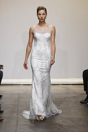 Wedding Dresses, Illusion Neckline Wedding Dresses, Lace Wedding Dresses, Romantic Wedding Dresses, Fashion, Glam Weddings, Ines di santo